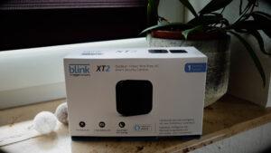 Blink XT2 als Babyphone